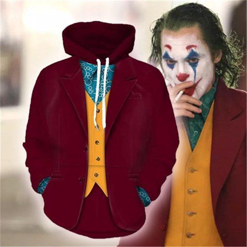 Arthur Fleck Joker Costume