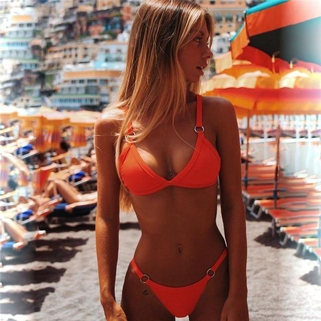 Sexy Micro Thong Bikini