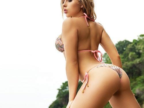 Pretty Teen Bikini Swimwear