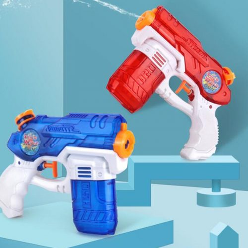 Plastic Press Water Gun