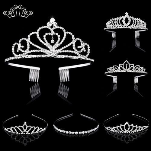 Crystal Princess Crown