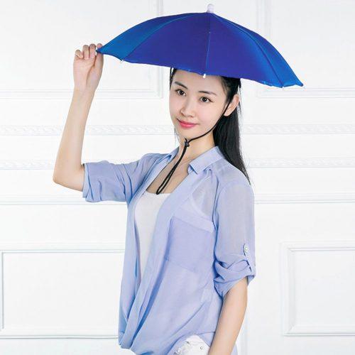 Outdoor Sport Umbrella Hat
