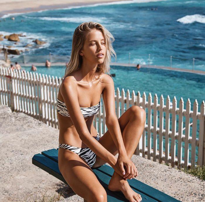 Pool Teen Bikini Swimsuit