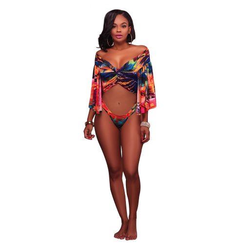 Modern Fashion Teen Bikini Beachwear