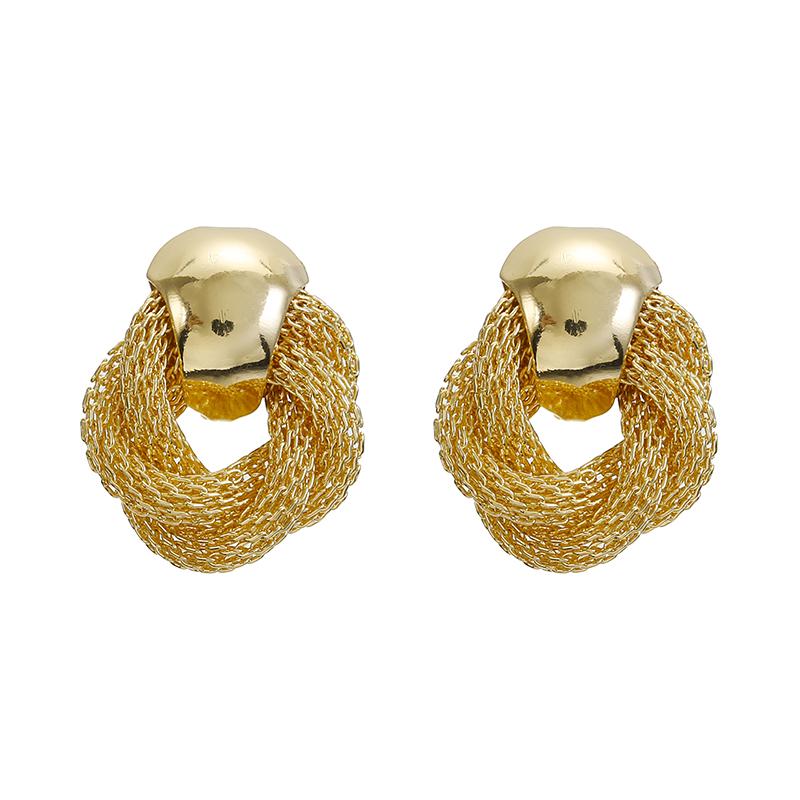 Maxi Vintage Clip On Earrings