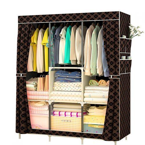 Dust-proof Fabric Portable Closet