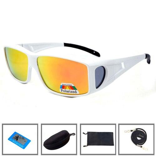 Polarized Coating Clip On Sunglasses