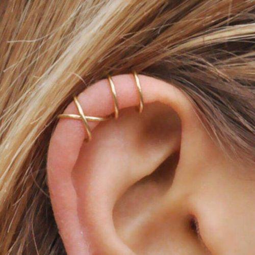 Fashion Clip On Earrings