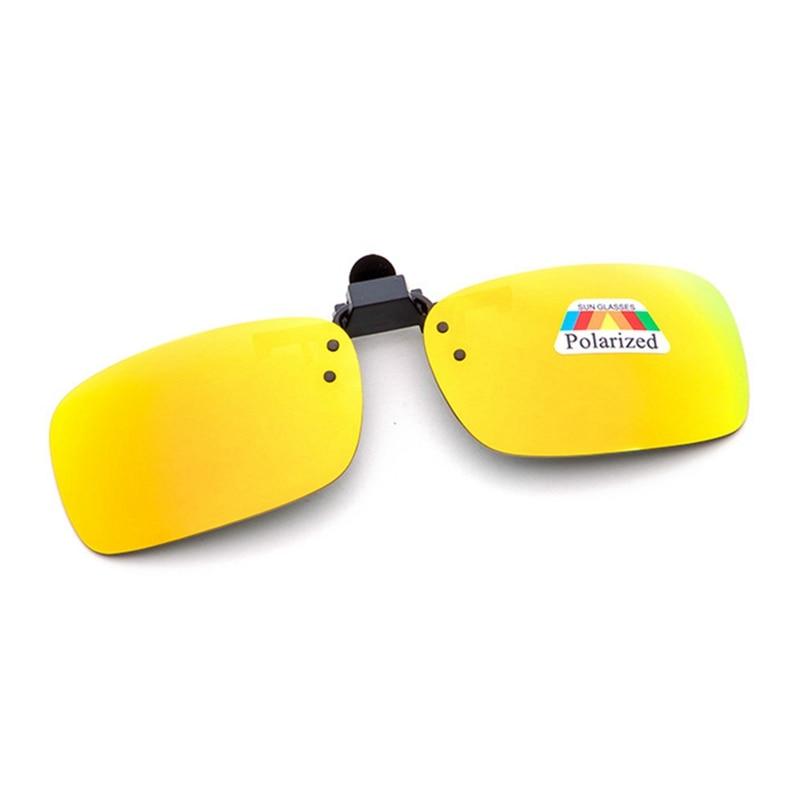 Polarized Clip On Sunglasses