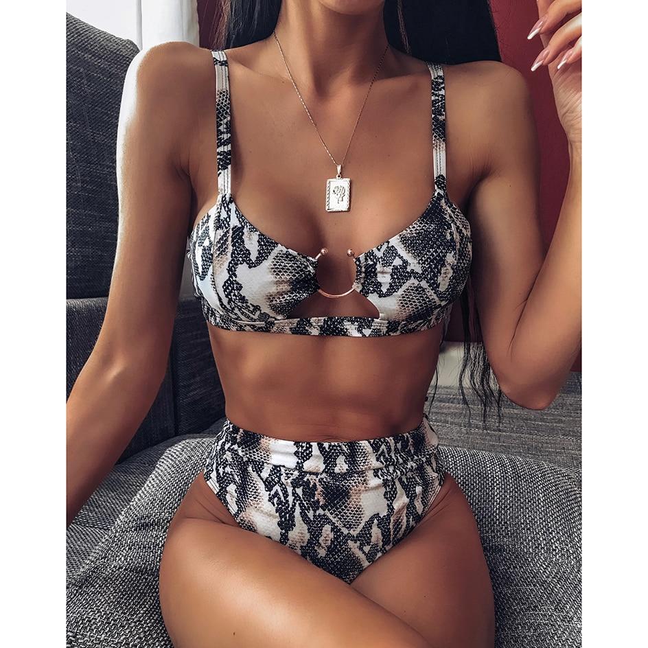 Push-up Thong Bikini Swimwear