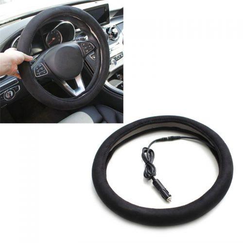 Universal Heated Steering Wheel Cover