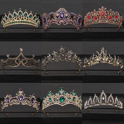 Elegant Princess Crown