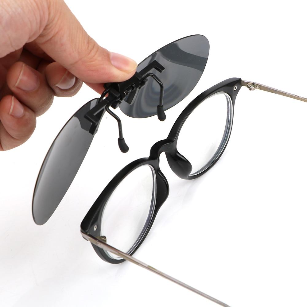 Night Vision Clip On Sunglasses