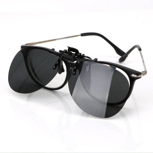 Night Vision Clip On Sunglasses