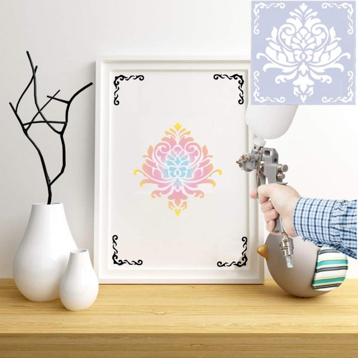 Wall Stencils Home Decoration