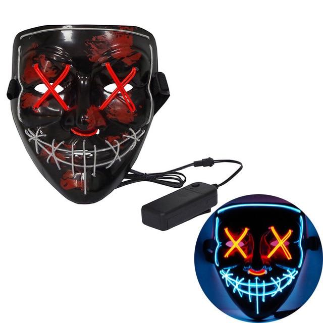Purge Mask Costume