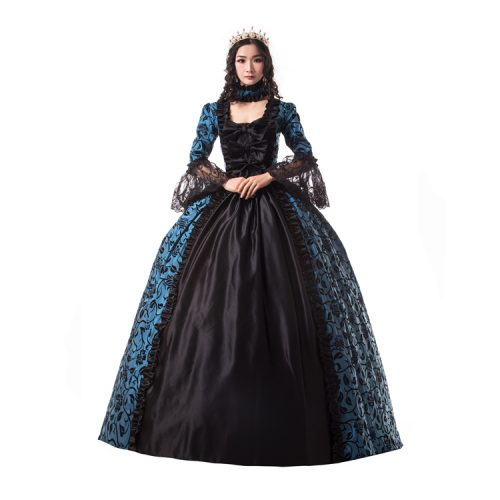 18th Century Style Victorian Dress