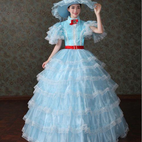 Women Fairy Tale Victorian Dresses