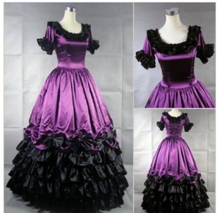 Women Lolita Victorian Dress